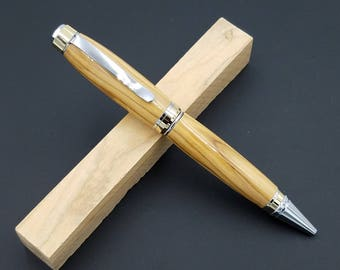Bethlehem Olive Wood - Cigar Pen