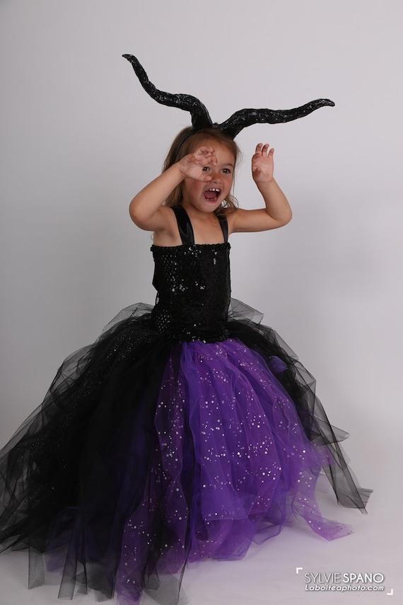 Kleid Tutu Hexenkostüm Halloween-Kostüm Kleid Karneval in   Etsy