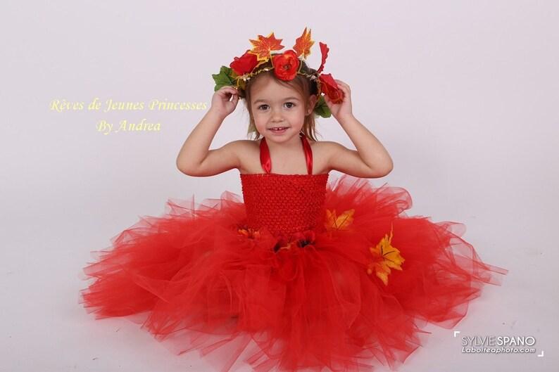 e30b755ddb Sukienka Tutu przebranie księżniczki sukienka kwiat