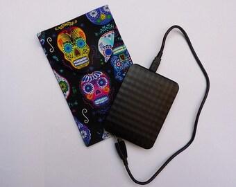 Shockproof for external hard drive case