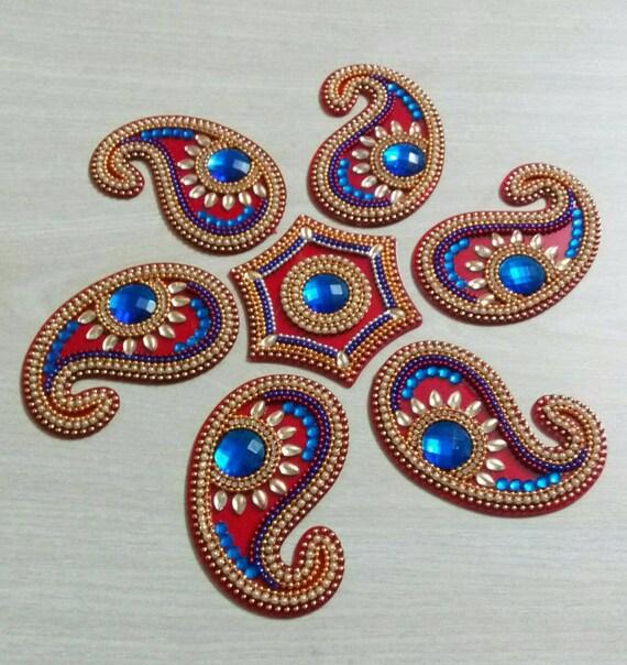 Diwali Decor Gift Ideas Transparent Acrylic Mango Shape Etsy