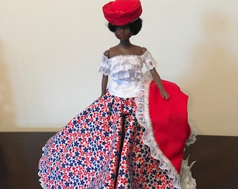 American Queen Doll 038