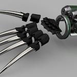 Eversor Assassin Inspired Neuro Gaunlet