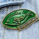Philly Special Soft Enamel Gold Lapel Pin | Super Bowl Inspired Eagles