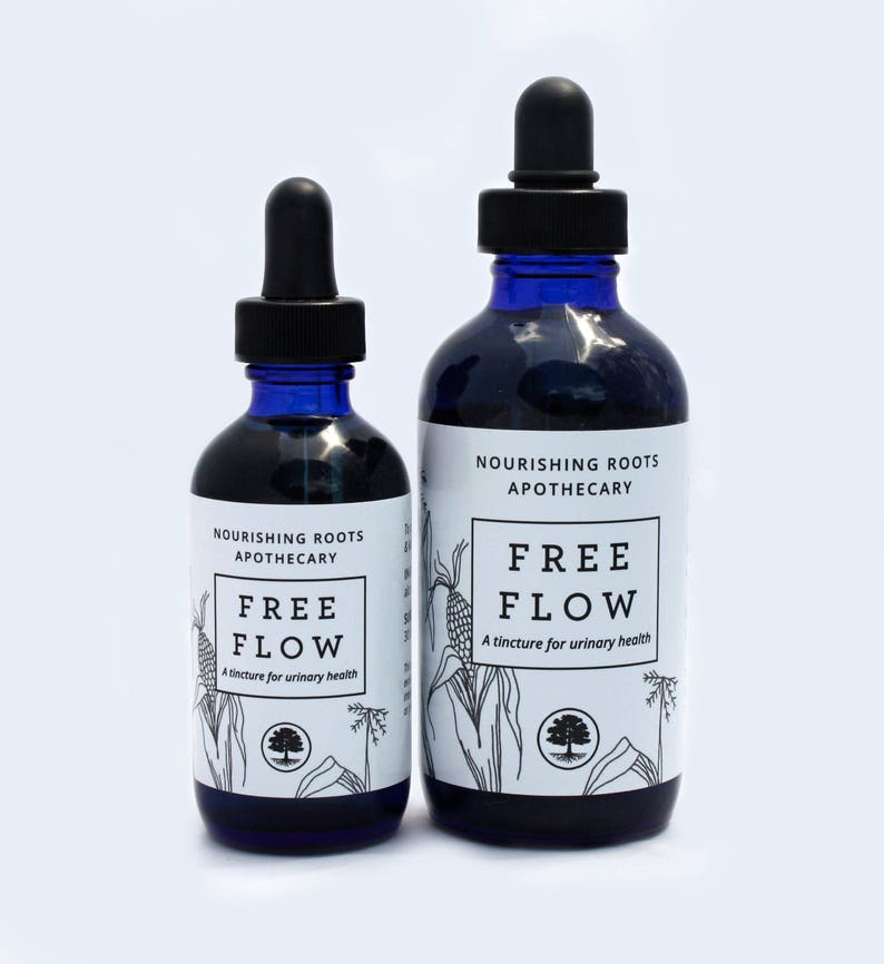 Free Flow  Tincture for urinary health image 0