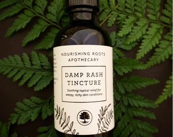 Damp Rash Tincture