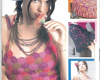 """Senso Crochet"" quick and easy crochet booklet"