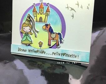 """children's """"happy birthday little Princess"""""""