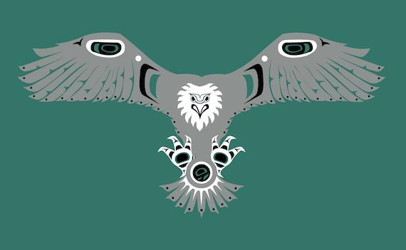 Haida Eagle Tees