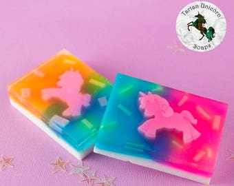 Vanilla Unicorn Soap