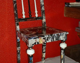 The ARTIST - Chair redesigned HENRI II (2)