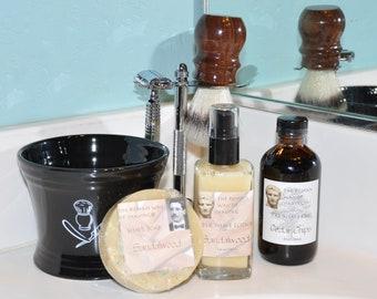 Wet Shaving Gift Set