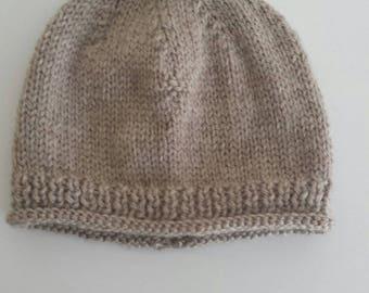 Brown Hat boy