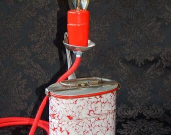 Lampe Cantine de chantier