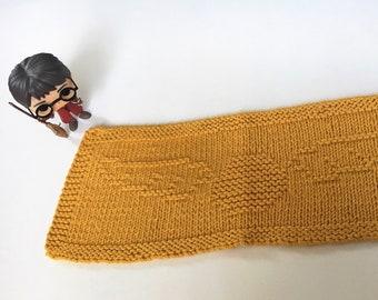 PDF Pattern - Harry Potter: Golden Snitch Dishcloth/Washcloth