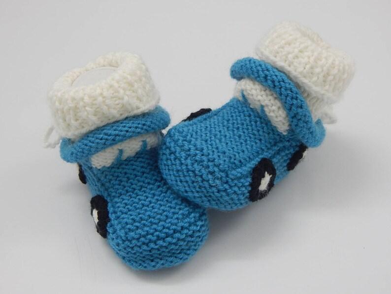 the latest 43030 5211c gestrickte Babyschuhe, junge Babyschuhe, blau Babyschuhe,  Baby-Dusche-Geschenk, bleiben Sie auf Stil Babyschuhe, Babyschuhe,  Babyschuhe stricken,