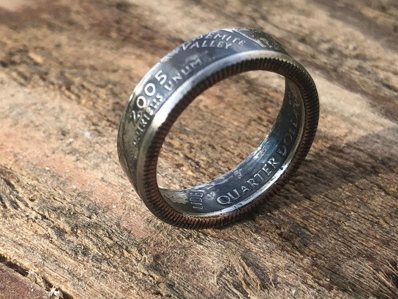 State Quarter Rings