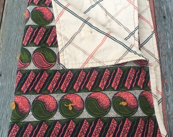 Vintage Quilt // Blanket