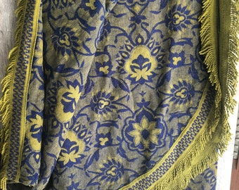 Morgan Jones Full Size Coverlet // Bed Spread