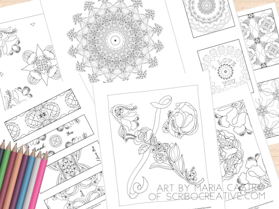 Kiss and love coloring pages - Hellokids.com | 428x570