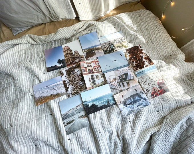 Aesthetic Bright and Airy Colored Collage Kit 14pc