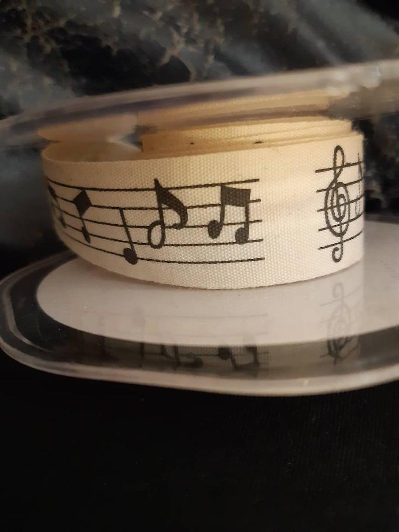 Musical Note Ribbon