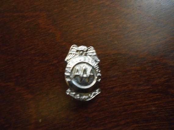 1970's AAA Patrol Service Lapel or Hat Pin
