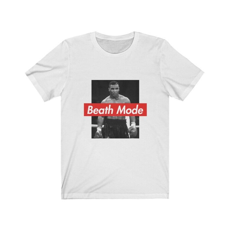 0e8dd34c994c Beath Mode Mike Tyson t-shirt | Etsy