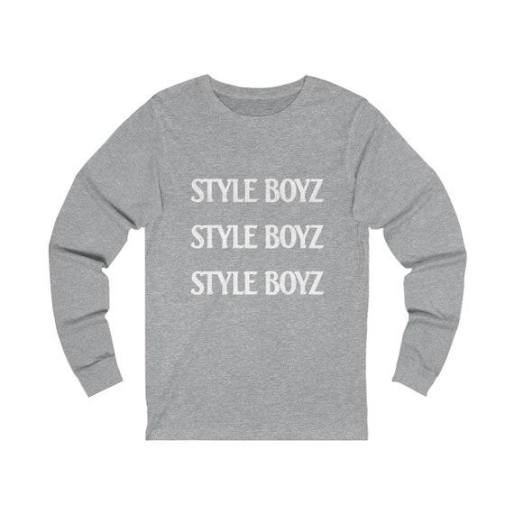 Style Boyz , long sleeve tee Popstar