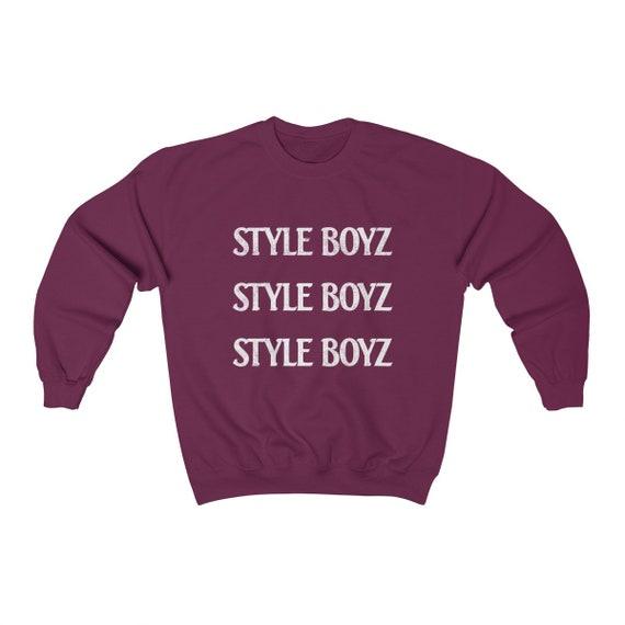 Style Boyz , Popstar Sweatshirt