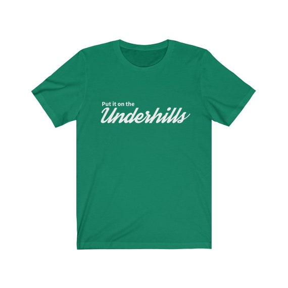 meilleur service f8b41 46fb7 Mettre les Underhills - fofana t-shirt