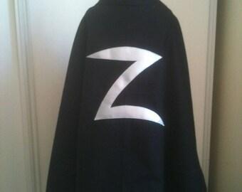 Déguisement de Garçon réversible Zorro et Chevalier