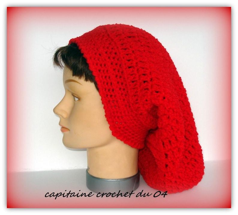 42357456 Hat winter Beanie Hat Red/Hat/woman Hat loose Slouchy /bonnet | Etsy
