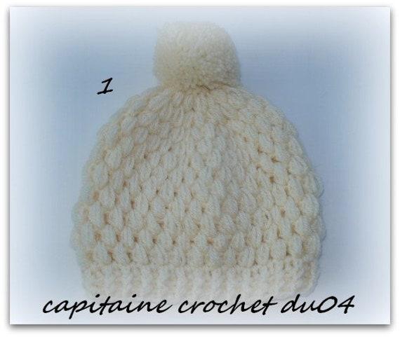 Bonnet en laine chapeau en laine bonnet enfant chapeau   Etsy d5b74985463
