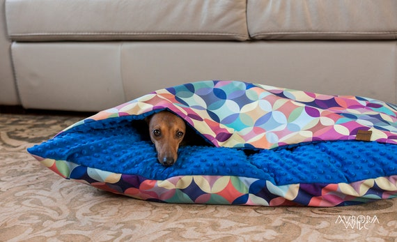 LUXURY Bed Cave snuggly bedding