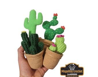 Cactus Haken Etsy