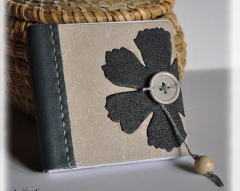 Notebook, leather