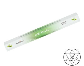 Patchouli Incense Sticks (Elements)