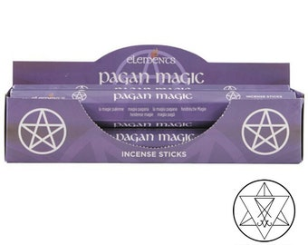 Pagan Magic Incense Sticks (Elements)