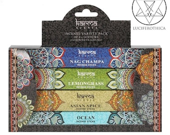 Karma Incense Sticks - Gift Set