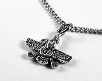 Zoroastrian Mini Pendant