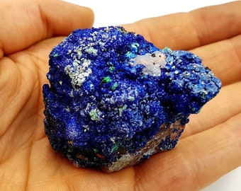 Raw Azurite Stone (Stone of Heaven)