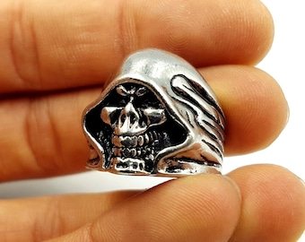 Hooded Reaper Ring