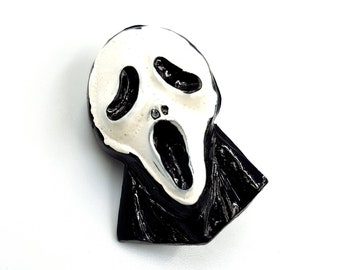GhostFace Safety Pin