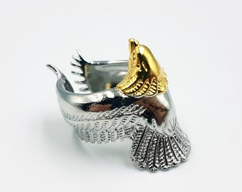 Eagle Freedom Ring