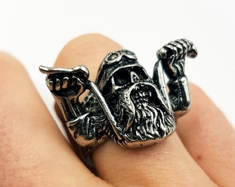 Ride to Freedom Ring (Biker Ring)