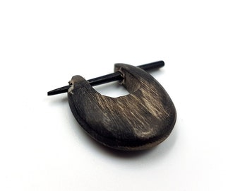 Traditional Yak Bone Earrings