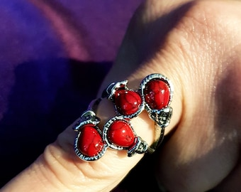 Blood Flower Ring