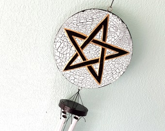 Pentagram Wind Bells