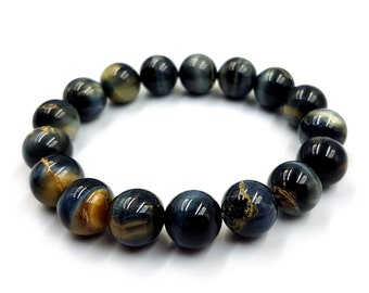 Blue TigerEye Bracelet